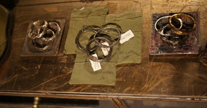 Greg Lauren-bangle