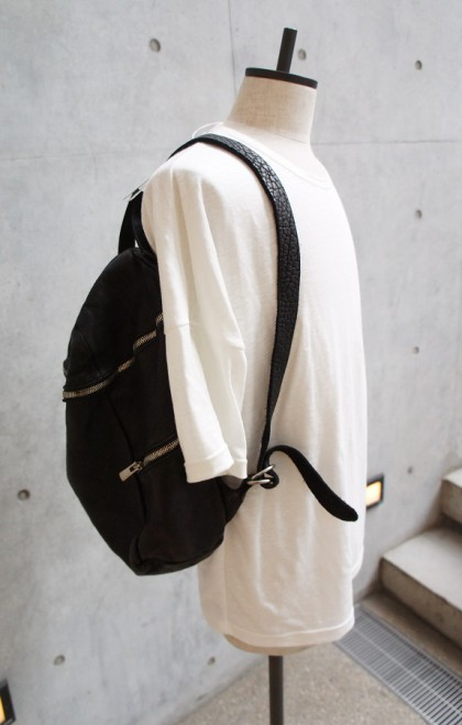GUIDI-16SS-TorsoBackpack-horseblk-山内boxyfittee