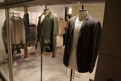 Greg lauren-show window
