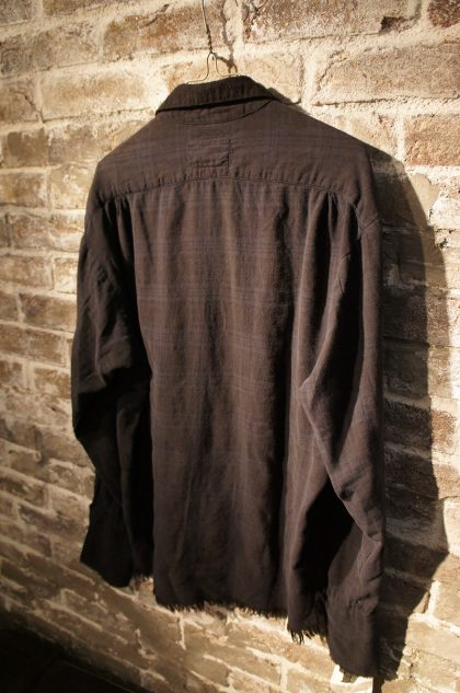 BLACK-FLANNEL-STUDIO-SHIRT-BLACKRe-stock