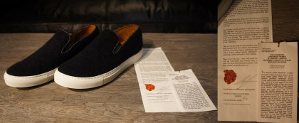 Geoffrey B,Small - Slip-on boiled wool