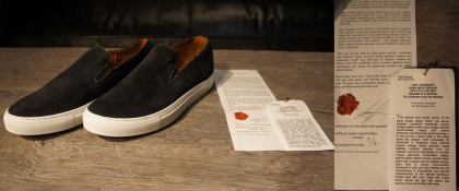 Geoffrey B,Small - Slip-on suedeN2