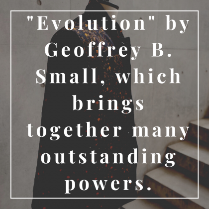 Evolution by Geoffrey B.Small,which brings together many outstanding powers.